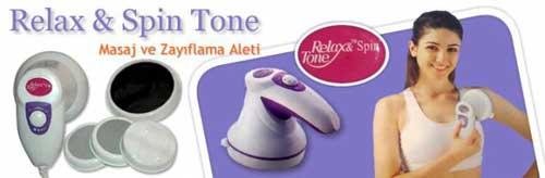 RELAX SPIN TONE KARGO BIZDE ریلکس اسپین اند تون درجه 1 Relax & Spin & Ton