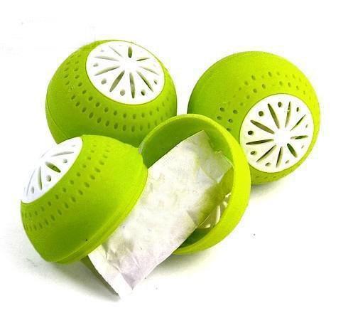 خرید پستی  توپ های بوگیر و تازه نگهدارنده میوه و سبزیجات