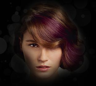 اسپری مش مو و هایلایت دارای 5 رنگ
