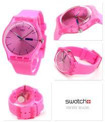 ساعت سواچ (swatch) رنگی دو تقویم