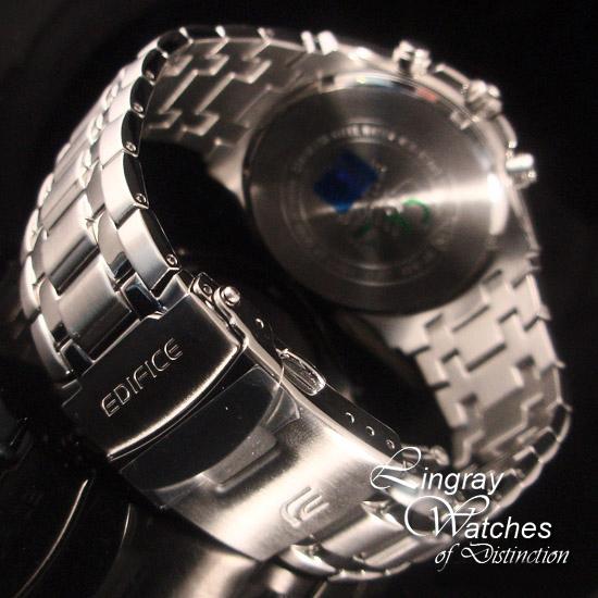 ساعت مچی كاسيو طرح ادیفایز ضدآب مدل ef-506