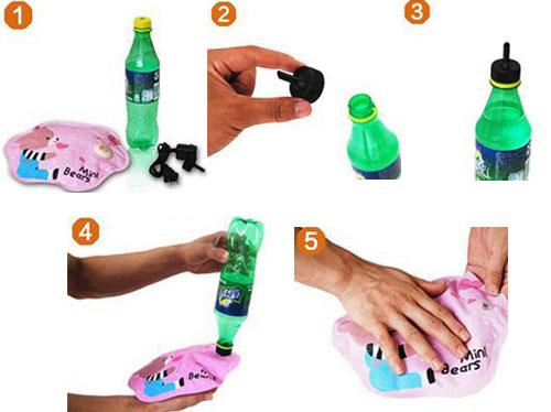 خرید پستی  کیسه های آب گرم Electric Warm Bag