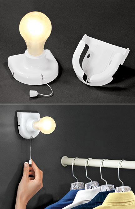 خرید پستی  لامپ اضطراری هندی بال