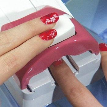 خرید پستی دستگاه طراحی ناخن holly wood nails