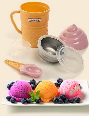 خرید پستی  بستنی ساز خانگی مجیک