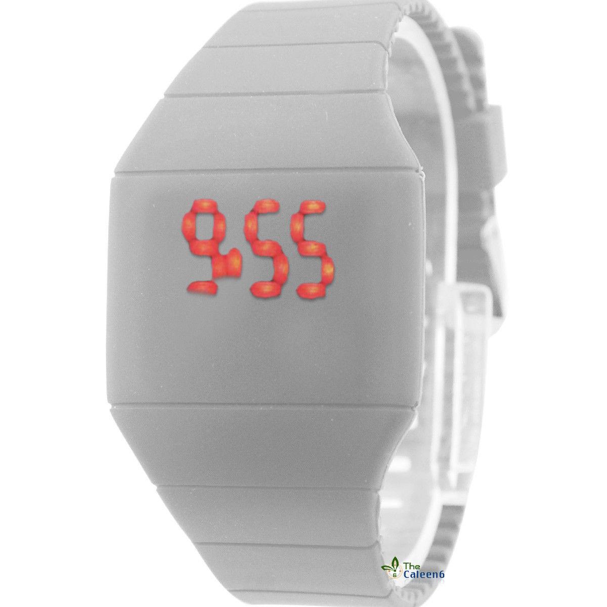 ساعت مچی لمسی