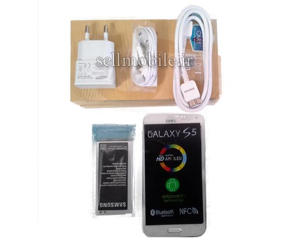 گوشی موبایل سامسونگ گلکسی اس 5 - Samsung Galaxy S5