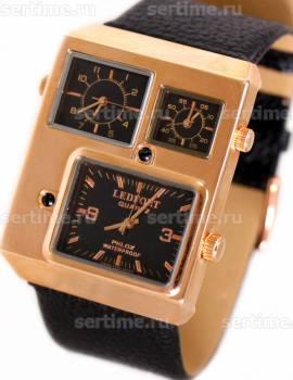 ساعت مچی led fort مدل LB7325 رنگ مسی