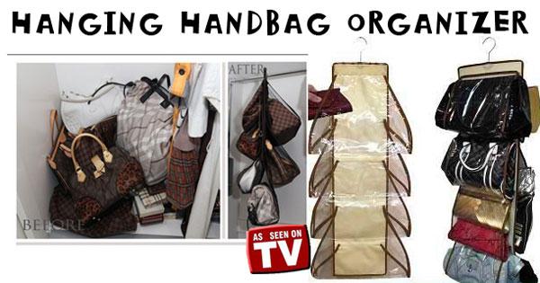 خرید پستی  آویز و نگهدارنده کیف سایز بزرگ