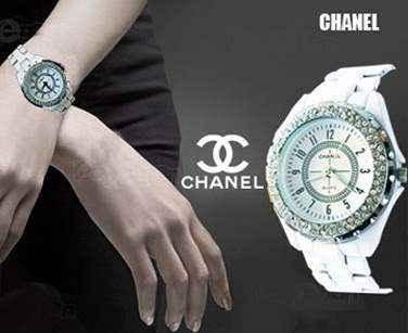 ساعت چنل رنگی
