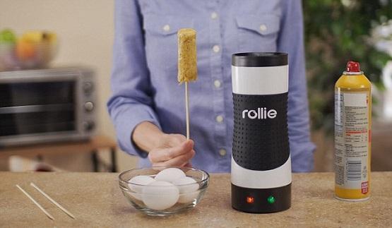Rollie Egg Master Vertical Grill