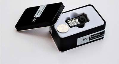 فروش مینی دوربین میکرو عکاسی و فیلم برداری نانو
