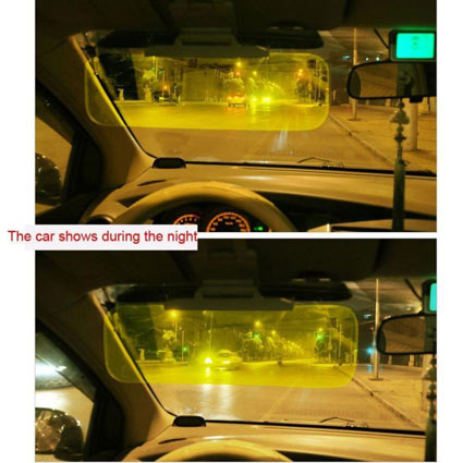 خرید پستی  سایبون آفتابگیر  دید در شب ماشین Hd Vision Visor