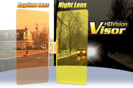 VisionVisor Gallery 612x406 7 آفتاب گیر و سایبان Hd Vison Visor
