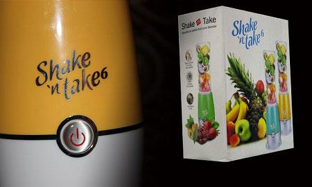 مخلوط کن shake n take