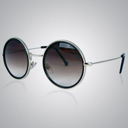 عینک آفتابی گرد مدل Sertino 4131