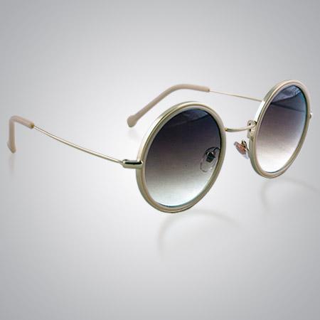 خرید اینترنتی عینک دودی گرد سرتینو مدل 4131