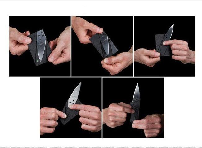 چاقو کارتی سینکلر نایف Sinclair Knife