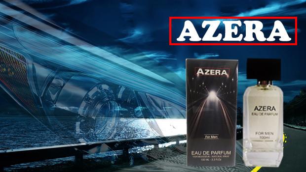 خرید پستی  ادکلن مردانه AZERA