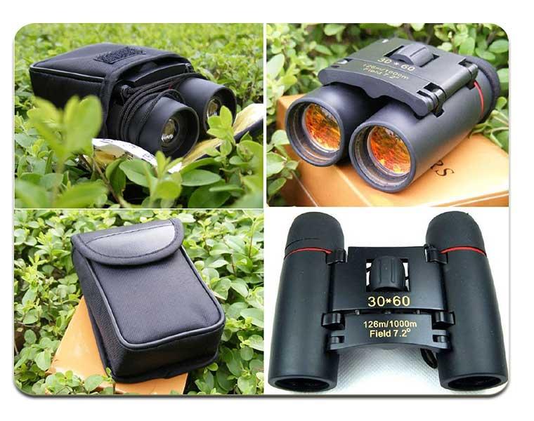 دوربین دو چشمی SAKURA با كيف برزنتي
