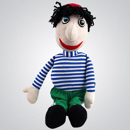 عروسک بامزه کلاه قرمزی