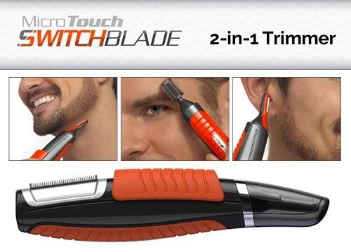 ست کامل موزن سوییچ بلید MicroTouch blade