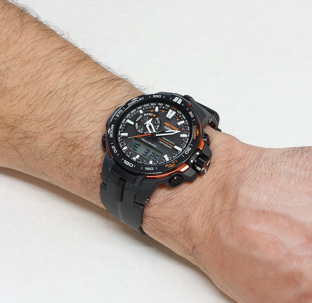 ساعت مچی کاسیو پروترک Pro Trek Prw-6000