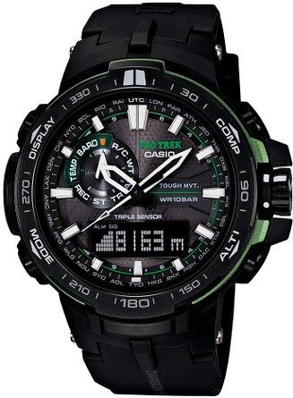 ساعت Casio Pro Trek Prw-6000