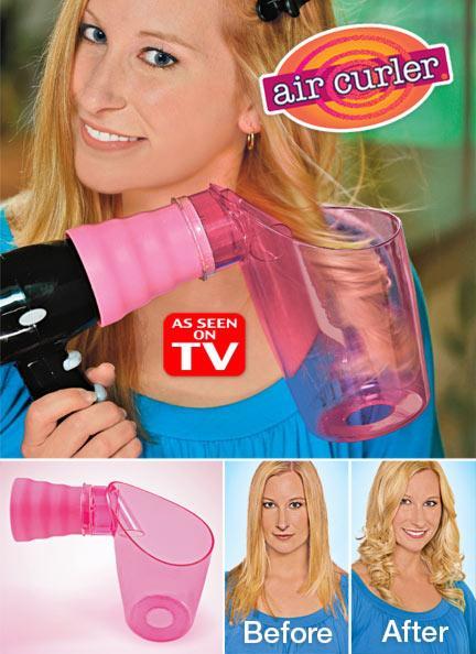 خرید پستی  حالت دهنده مو Air Curler