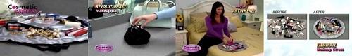 خرید پستی  کیف لوازم آرایشی اکسپرس COSMETIC EXPRESS