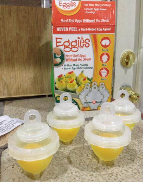 قالب پخت تخم مرغ آب پز Eggies