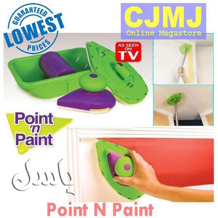 خرید پستی  برس رنگ Point N Paint