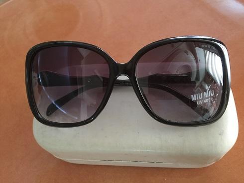 عینک طرح  48078 miu miu