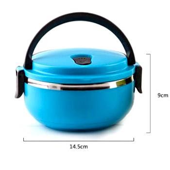 خرید پستی  ظرف غذای یک طبقه lunch box