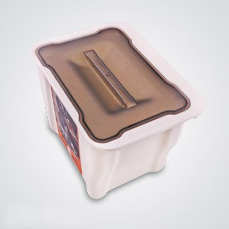 خرید پستی  سطل زباله سینک آشپزخانه مربعی