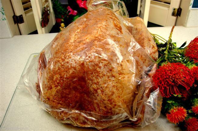 خرید پستی  کیسه پخت مرغ و ماهی 2عددی