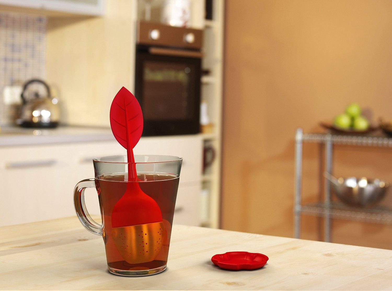 خرید پستی  چایساز شخصی برگ
