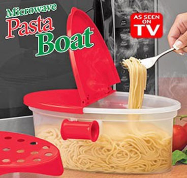 ماکارونی ساز خانگی پاستا بوت - Pasta Boat