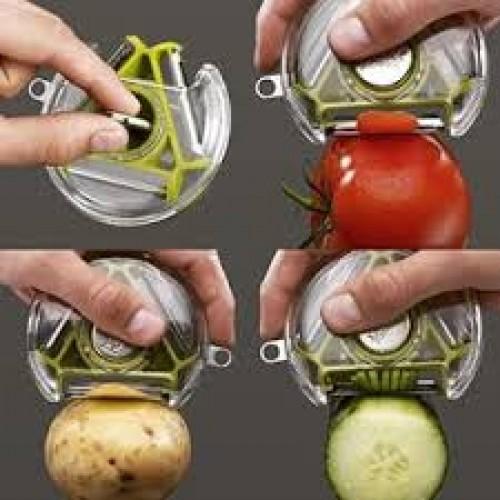 پوست کن چند کاره میوه و سبزیجات جوزف جوزف