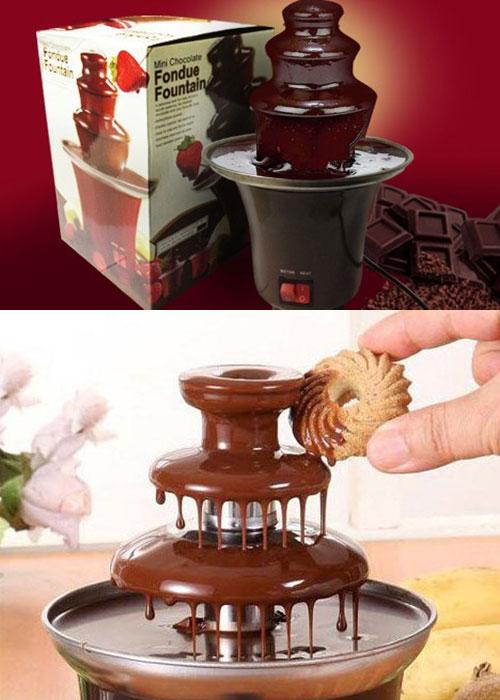 خرید پستی  دستگاه طبقاتی آب کننده شکلات