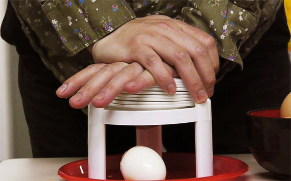 دستگاه تخم مرغ پوست کن