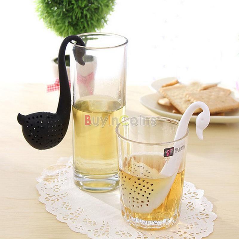 خرید پستی  چای ساز شخصی طرح قو