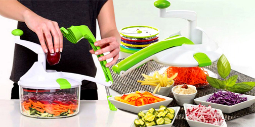 خرید ارزان خردکن چند منظوره سبزیجات Roto Champ