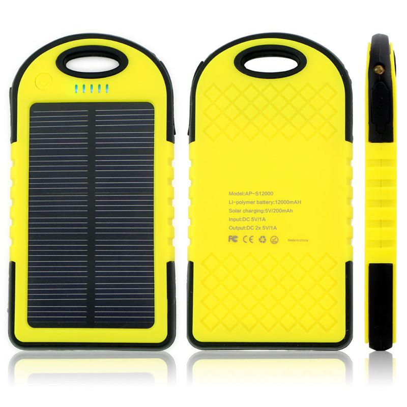 پاور بانک خورشیدی GPS-اندروید-دوربین های عکاسی-آیپد- تبلت-آیفون