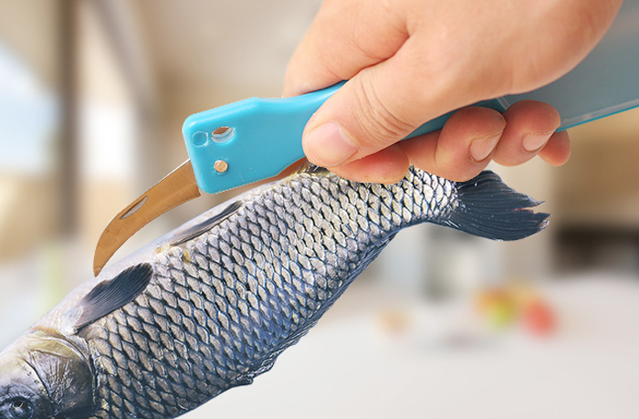دستگاه پاک کردن ماهی