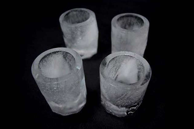 قالب یخی لیوانی