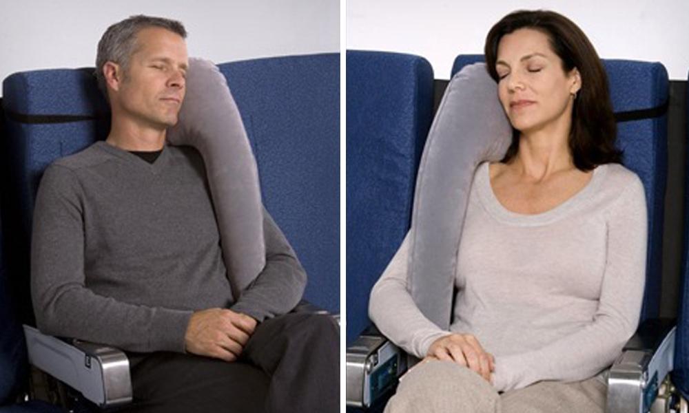 بالش مسافرتی مناسب هواپیما اتوبوس قطار و خودرو