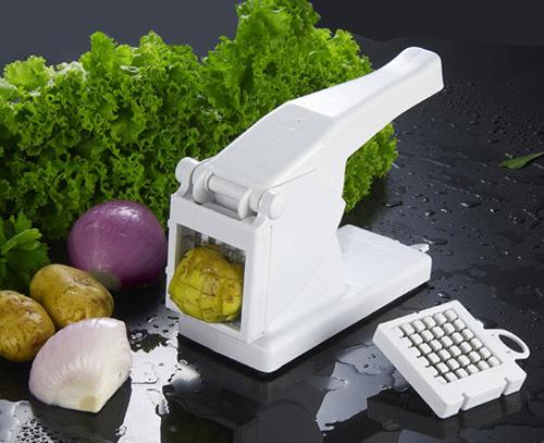 خلال کن سیب زمینی و سبزیجات