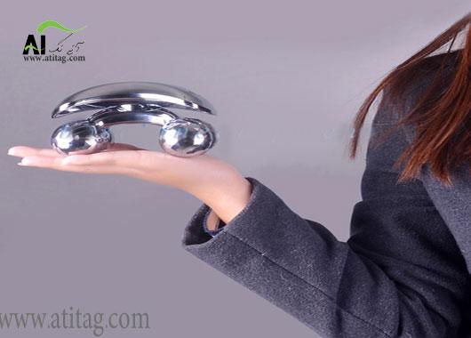 ماساژور دستی لوکس سبک و کوچک برای رفع خستگی