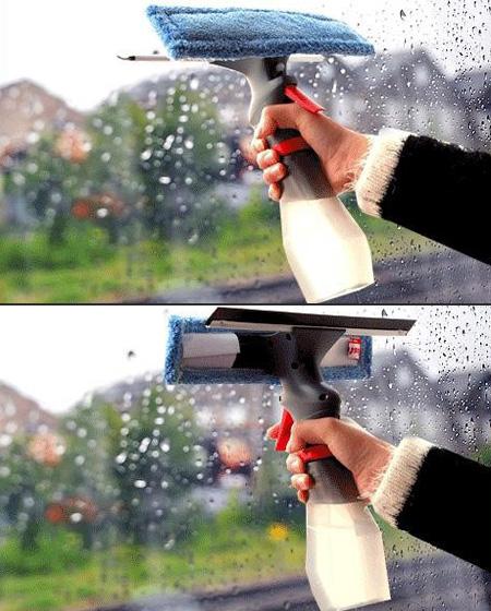 شیشه شوی سه کاره ماشین و خانگی Easy Glass